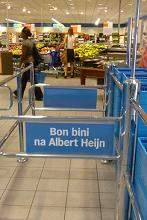 In Albert Heijn