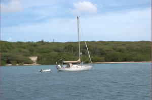 Northwind van Shelley in Fuikbaai
